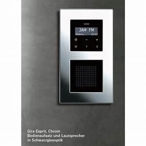 Gira Unterputz Radio Rds : gira unterputz stereo radio rds radio schwarzglanzoptik ~ A.2002-acura-tl-radio.info Haus und Dekorationen