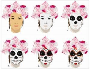 Maquillage Squelette Facile : maquillage halloween blog de pandorasecret ~ Dode.kayakingforconservation.com Idées de Décoration