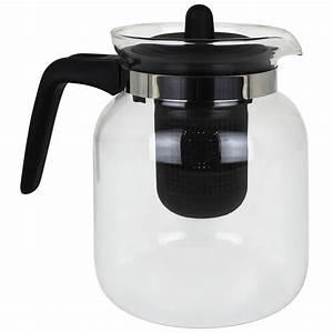 Teekanne 2 Liter : teekanne glaskanne mit deckel 1 5 liter teekanne real ~ Markanthonyermac.com Haus und Dekorationen