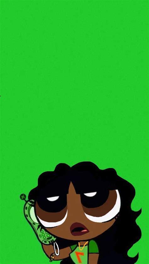Pin by brittany yurkunas on wallpaper backgrounds wallpaper. Black girl wallpaper aesthetic powerpuff girls buttercup in 2020 | Powerpuff girls wallpaper ...