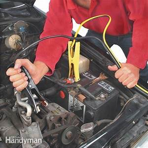 How To Jump Start Your Car Safely