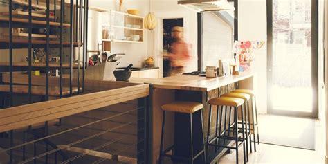 hauteur d un bar de cuisine awesome mobilier de cuisine noah par uac hauteur d with