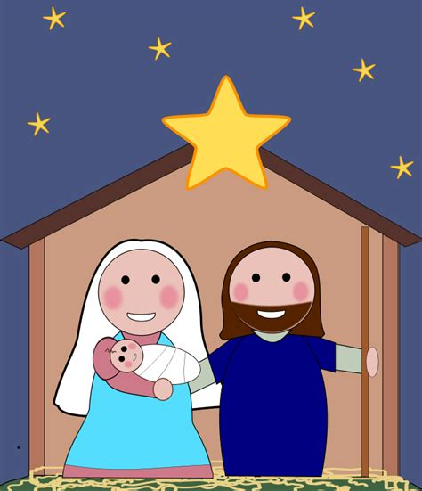 baby jesus religious christmas clipart  holiday