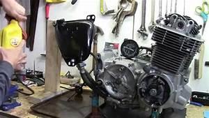73 Honda Cb750 Custom Build Part 22