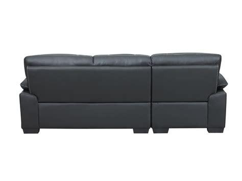 meuble martin canapé canapé d 39 angle à gauche martin noir
