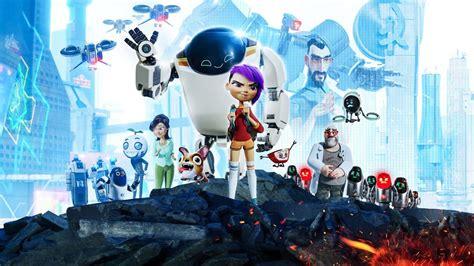 Le Film D'animation Next Gen Est Sur