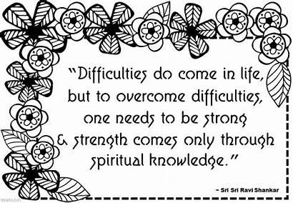 Coloring Meditation Pages Quotes Shankar Ravi Sri
