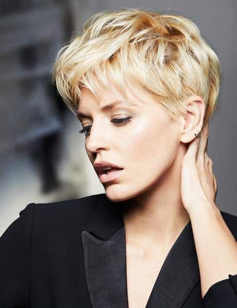 coupes courtes femmes 2018 coupe de cheveux les tendances de l automne hiver 2017 2018 femme actuelle