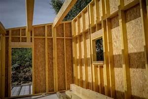 Ossature Bois Maison : maison contemporaine ossature bois autran constructeur ~ Melissatoandfro.com Idées de Décoration