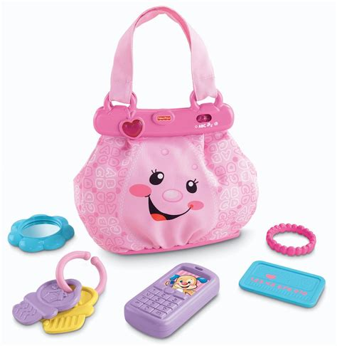 Fisher Price Laugh Learn My Pretty Learning Purse