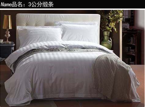 Hotel Bed Sheetsr/white Embroidered Duvet Cover /comforter