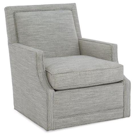 sam phoebe contemporary swivel glider chair