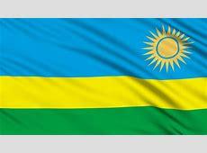 Rwanda Flag printable flags
