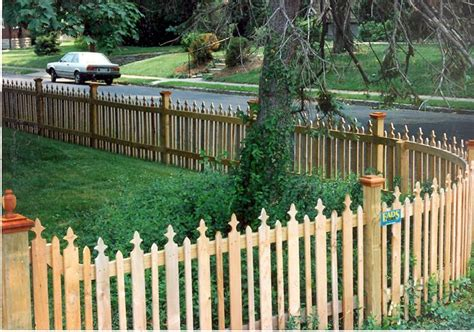 9 Best Images About Picket Fence On Pinterest