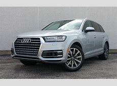 Test Drive 2017 Audi Q7 30T The Daily Drive Consumer