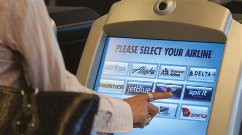 Passenger Processing, CUPPS & CUSS Common Use Self Service ...