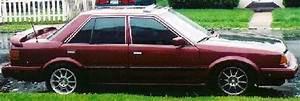 Prettymaids 1988 Nissan Stanza Specs  Photos  Modification