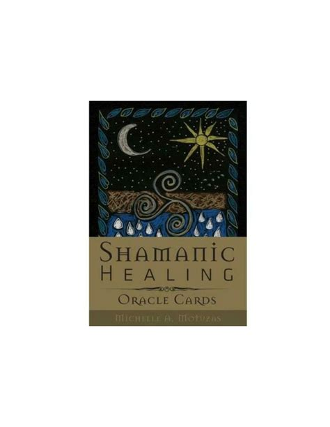 We did not find results for: Shamanic Healing Oracle Cards - Michelle A. Motuzas