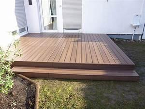 Bois Composite Pour Terrasse : terrasse bois composite ocewood diverses ~ Edinachiropracticcenter.com Idées de Décoration