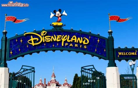Prezzo Ingresso Disneyland Ingresso A Disneyland Il Parco Di Eurodisney