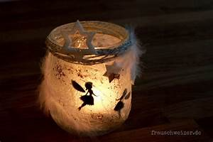 Teelichter Selber Machen : windlicht fee im glas basteln eine diy anleitung zum selbermachen frau schweizer nat rlich ~ A.2002-acura-tl-radio.info Haus und Dekorationen