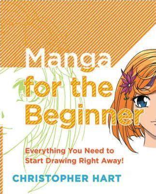 manga   beginner christopher hart