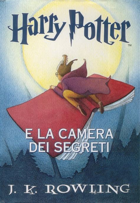 harry potter  la camera dei segreti   rowling