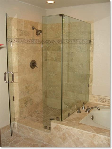 Ideas For Bathroom Showers by Bathroom Tiled Shower Ideas You Can Install For Your