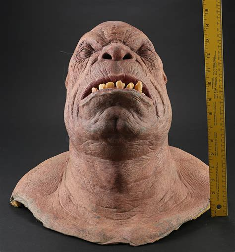 Ogre Paint Test   Prop Store - Ultimate Movie Collectables
