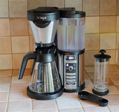 It also comes with an excellent rating and. Our review of the Ninja Coffee Bar brewer.