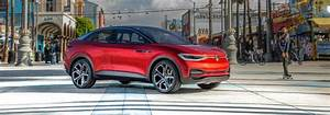 Volkswagen I D CROZZ Release Date and Available Information