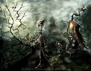 Skeleton in Love by senyphine on DeviantArt