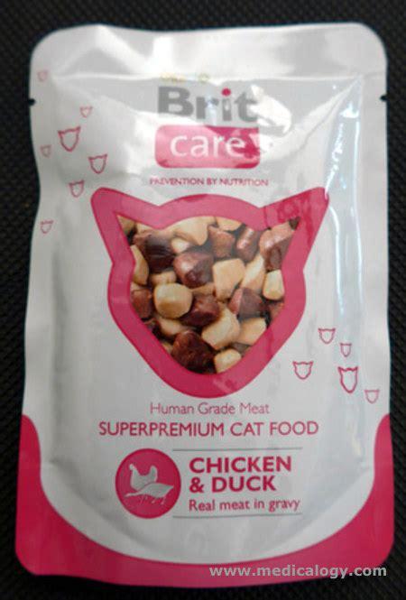 makanan kucing premium brit cat jual makanan kucing brit care premium cat food