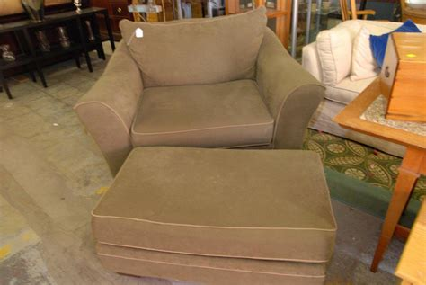 sofa chair and ottoman slipcovers for oversized chairs and ottomans doherty