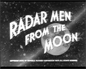 Movie Title Screens - Sci-Fi Creature Features of the 1950s