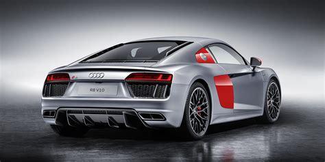 Audi R8 Audi Sport Edition Revealed In New York