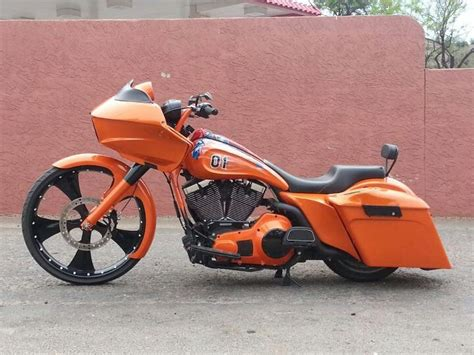 General Lee Custom Bagger