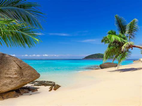 beaches  thailand khao lak khao sok national