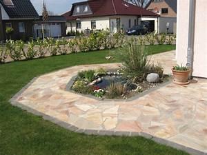 Garten Terrasse Gestalten : garten terrassen anlegen ~ One.caynefoto.club Haus und Dekorationen