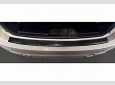 Jaguar FPace bumper protector V2A black carbon Car