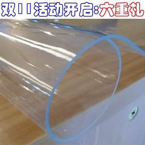 Nappe Transparente épaisse 5 Mm : nappe transparente epaisse pour table en verre ~ Dailycaller-alerts.com Idées de Décoration