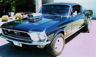 1968 Mustang Fastback with Blower