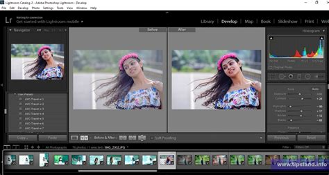 Lightroom's official name is adobe photoshop go back to the first photo in the folder. Lightroom Interface in 2020 | Photo editing lightroom, How ...