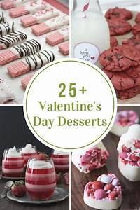 Valentine's Day Desserts - The Idea Room