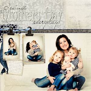 Wedding Photo Album Models Mother 39 S Day Scrapbook Page Favething Com