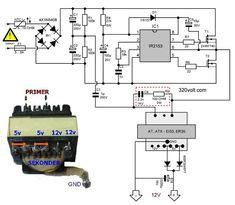 Smps Power Supply Circuit Electronics