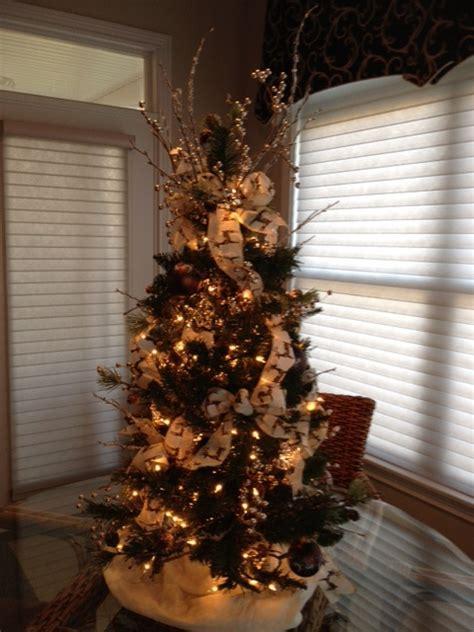 reindeer theme 4 christmas tree christmas pinterest