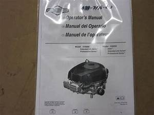 Bad Boy Mower Part 21 Hp Briggs Motor Manual