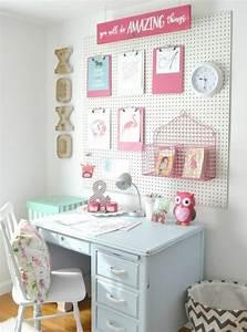 Babyzimmer Gestalten Mädchen : m dchen kinderzimmer lernbereich mit sch ner dekoration kinderzimmer babyzimmer ~ Sanjose-hotels-ca.com Haus und Dekorationen