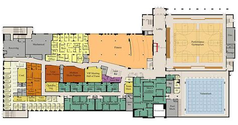 Cal Poly Room Floor Plans by Leonard Center Step Forward Macalester College